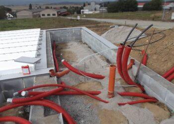 Základové a stropní konstrukce Elegohouse